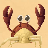 logo_escape game crob le crab
