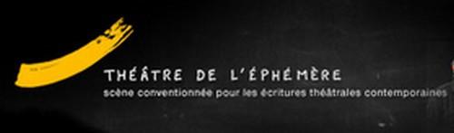 Logo de L'Ephémère
