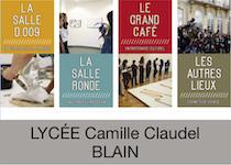 Lycée Camille Claudel - Blain