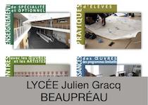 lycée Julien Gracq - Beaupréau