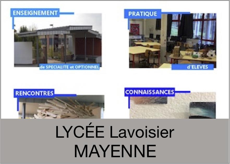 Lycée Lavoisier - Mayenne