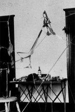 Marcel DUCHAMP, Sculpture de voyage, New York, 1918.