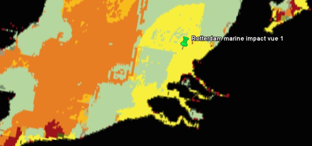 marine impact vue Rott