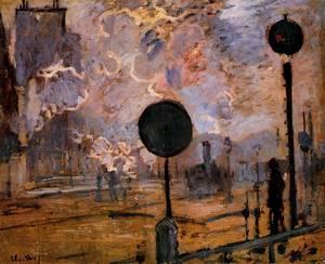 Monet, Les signaux