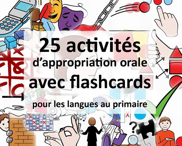 Montage couverture tutoriels activités avec flashcards