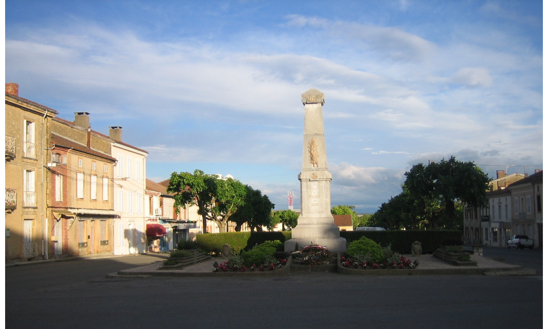 Monument aux Morts Boulogne-sur-Gesse