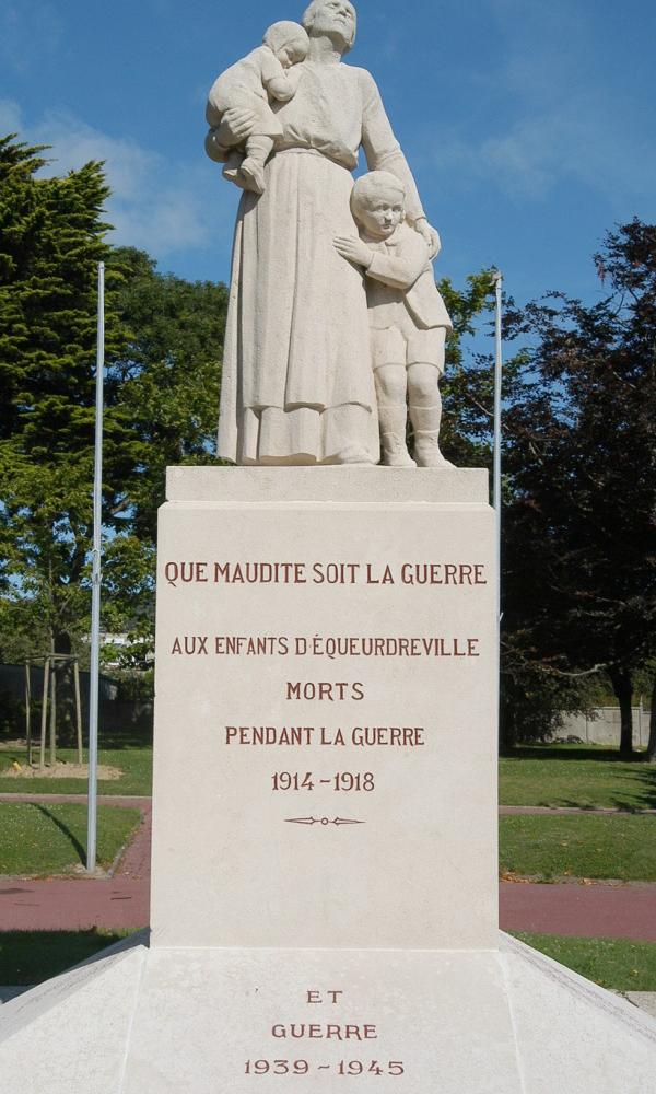 Monuments aux Morts d'Equeurdreville