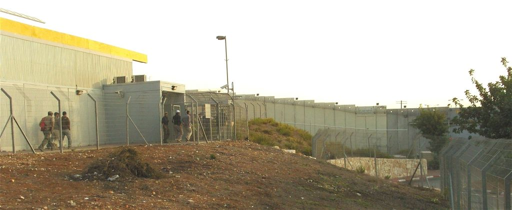 retour des ouvriers palestiniens