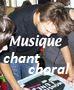photo chant choral