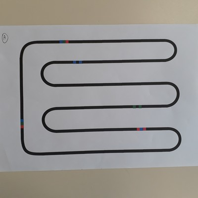 Parcours Ozobot