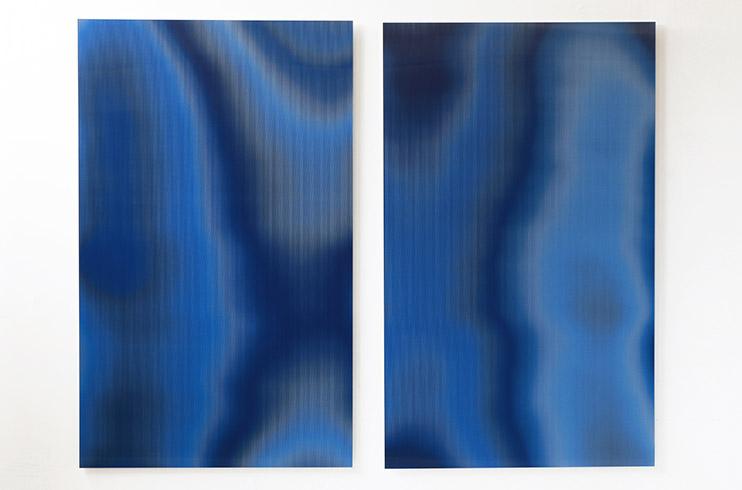 Pascal DOMBIS, Post-Digital Blue, 2013-2020