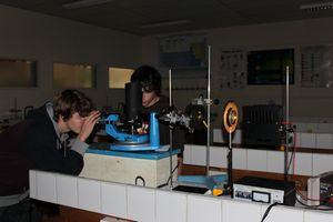 photo faites de la science lycée D.Rousseau