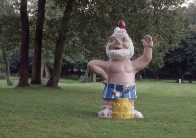 Présence Panchounette, Dwarf, Dwarf II, 1989