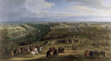 Prise de Luxembourg par le maréchal de Créqui