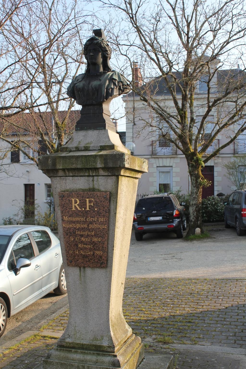 Bouguenais (44), la République
