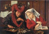 Un Echevin et sa femme, musée des Beaux Arts, Nantes