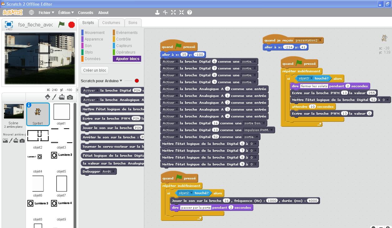 logiciel ardublock