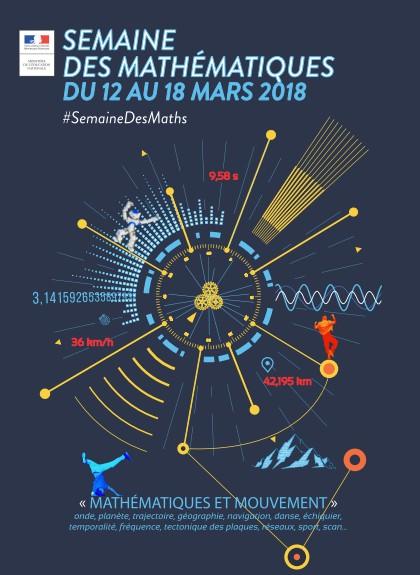 Semaine des mathématiques 2018