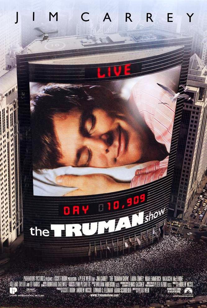 The Truman show, Niccol, 1998