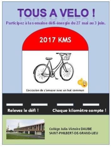 Tous à vélo !