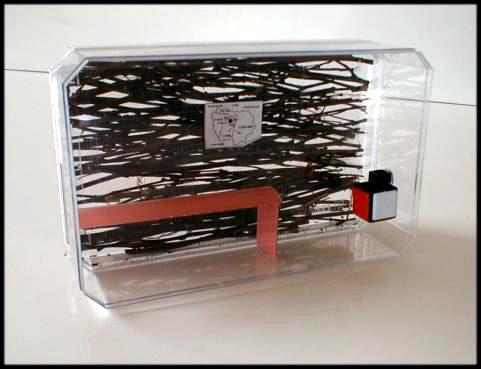 espace p dagogique arts plastiques insitu galerie abribus. Black Bedroom Furniture Sets. Home Design Ideas