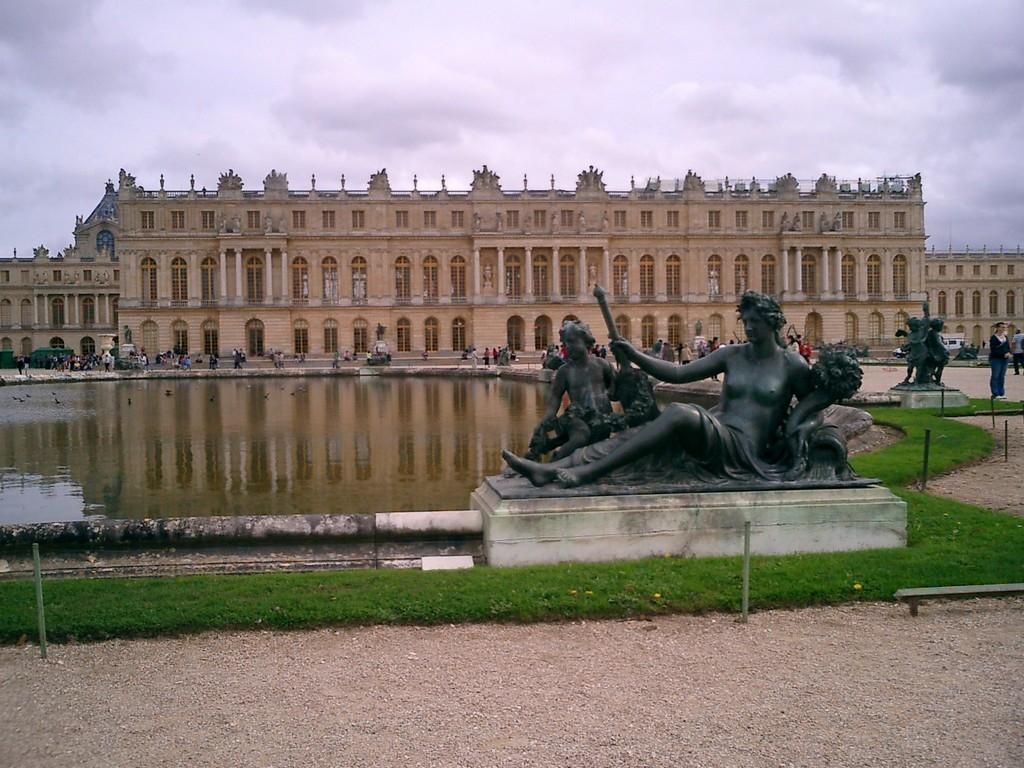 Espace p dagogique histoire g ographie citoyennet - Le jardin de versailles histoire des arts ...